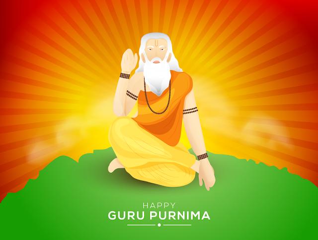Happy guru Purnima 2019 to Your Teachers