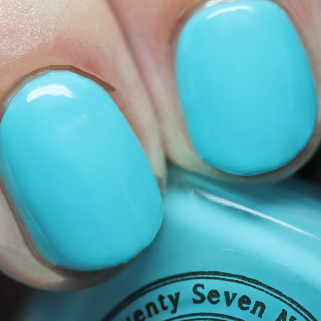 Seventy-Seven Nail Lacquer Scoop, There It Is!