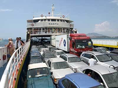 Ήγουμενίτσα: Αυξημένη η κίνηση προς Κέρκυρα στο λιμάνι Ηγουμενίτσας