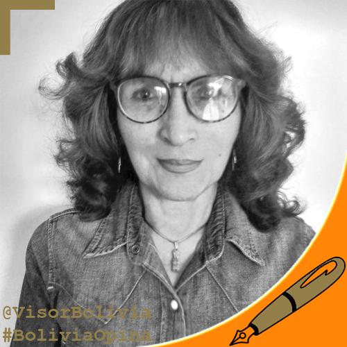 Escribe Angélica Siles Parrado