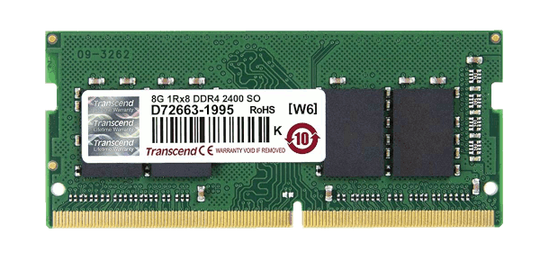 Ram Laptop 8GB DDR4 PC21300 2666MHZ SODIMM