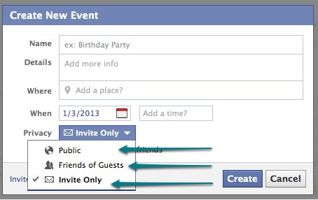 How To Create An Invite On Facebook