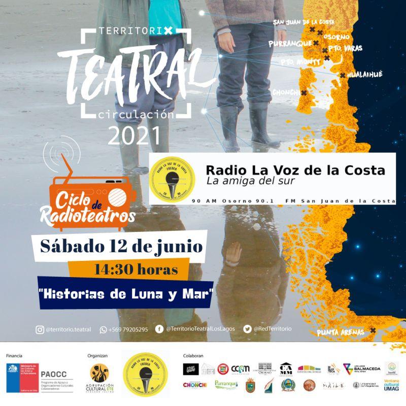 Radio San Juan de la Costa transmitirá ciclo de radioteatro