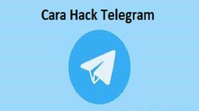 Cara Hack Telegram