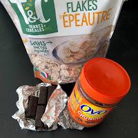 Ingrédients roses des sables chocolat - Ovomaltine crunchy
