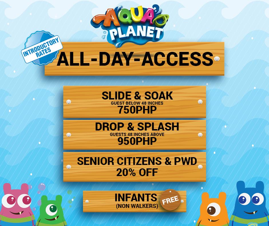 Aqua coupon