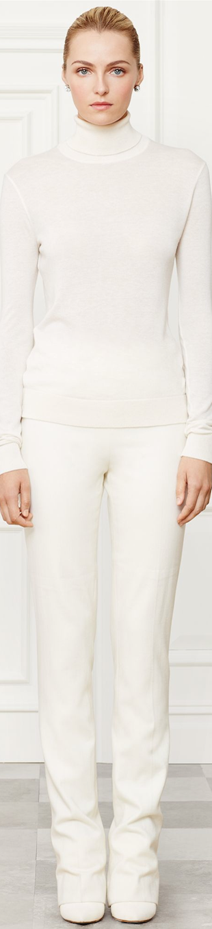 Ralph Lauren Bradford Pant Fall 2014 Collection