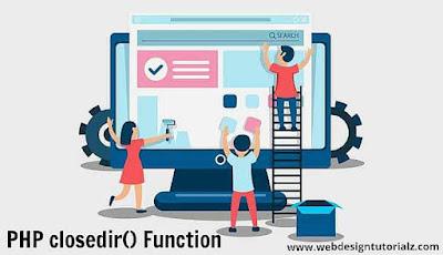PHP closedir() Function