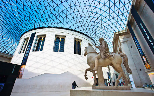 "British Museum says it has ""no intention of removing controversial objects from display"""