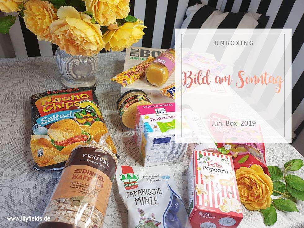 BILD am SONNTAG Box - Juni 2019