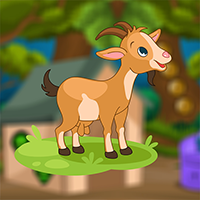 Play AvmGames Trapped Goat Res…