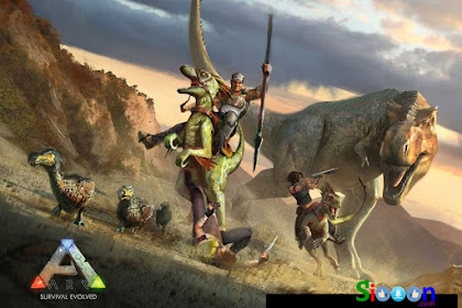 Free Download Games Android ARK Survival Evolve Unlimited Amber