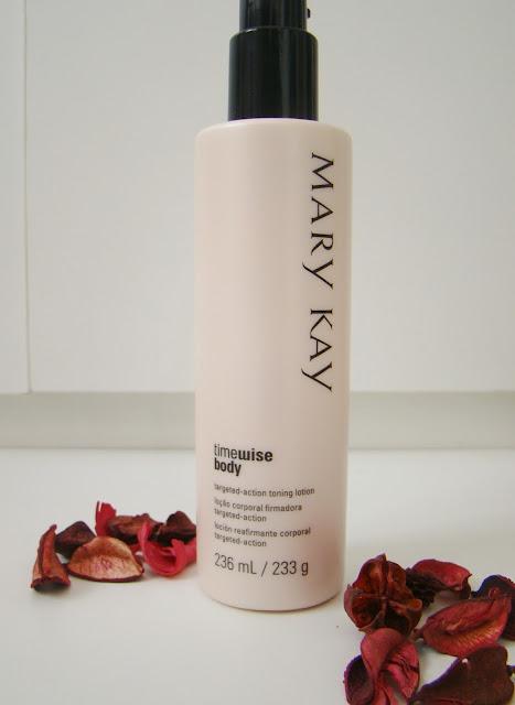 Para deixar a pele linda e macia: loção corporal Targeted-Action Mary Kay