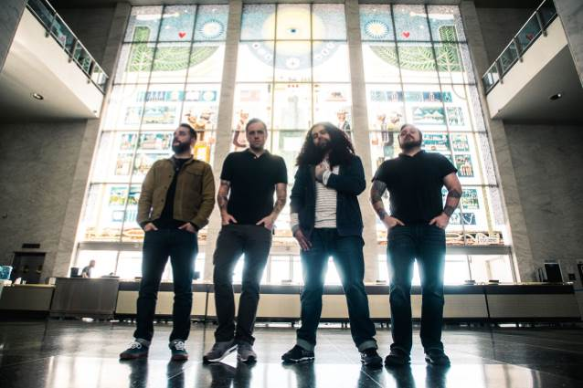 Coheed and Cambria 2018
