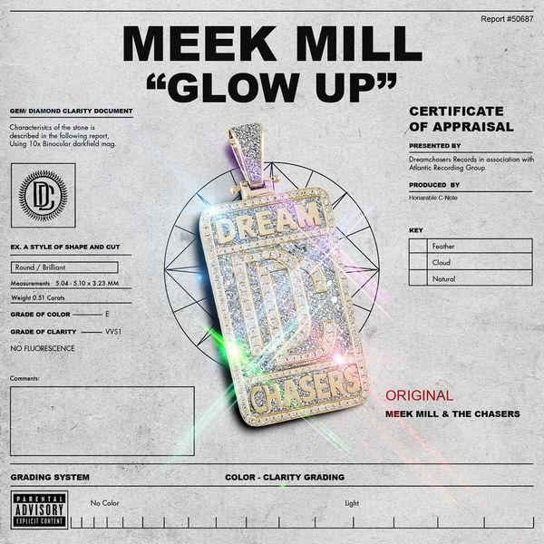 AUDIO: Meek Mill - Glow Up