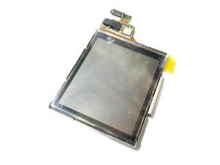 LCD Nokia 6680 6681 N70 N72 Langka