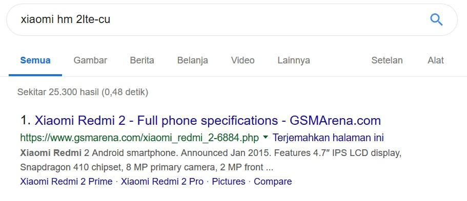 Hasil Pencarian Tipe Hp Xiaomi