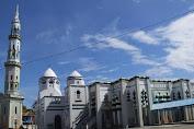 Mewakili Jumlah Nabi dan Rasul, 25 Kubah di Masjid Jami Al Muhajirin Pinrang