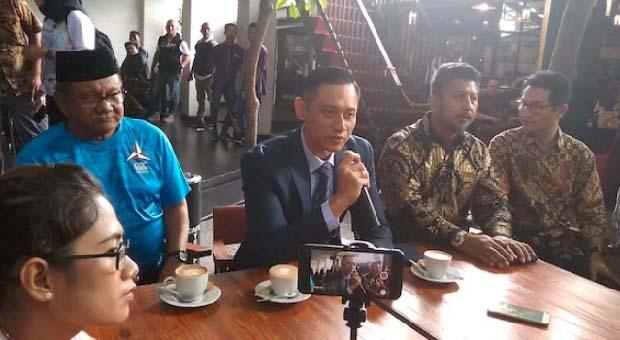 Lewat AHY, SBY Minta Maaf Absen Saat Kampanye