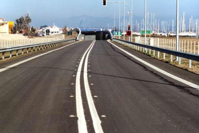 Πραγματοποιήθηκε ο διαγωνισμός για την εργολαβία-σκούπα ολοκλήρωσης του άξονα Θεσσαλονίκη-Πολύγυρος