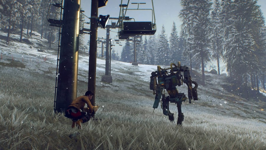 generation zero alpine unrest dlc expansion himfjäll island ostertörn pc ps4 xb1 avalanche studios team-player online survival game