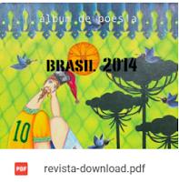 revista de figurinhas brasil 2014