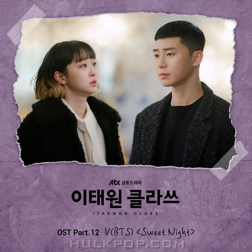 V (BTS) – Itaewon Class OST Part.12 (FLAC)