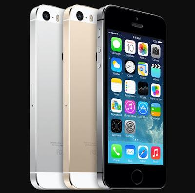 Harga Apple iPhone 5S dan Spesifikasi