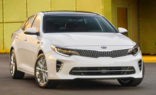 2018 Kia Optima Release Date and Review