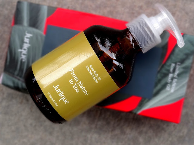 Jurlique Rose Body Oil Limited Edition