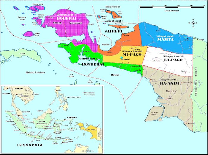 Kemerdekaan Papua Selamatkan Negara Republik Indonesia