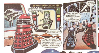 TV21 Red Dalek Leader 01
