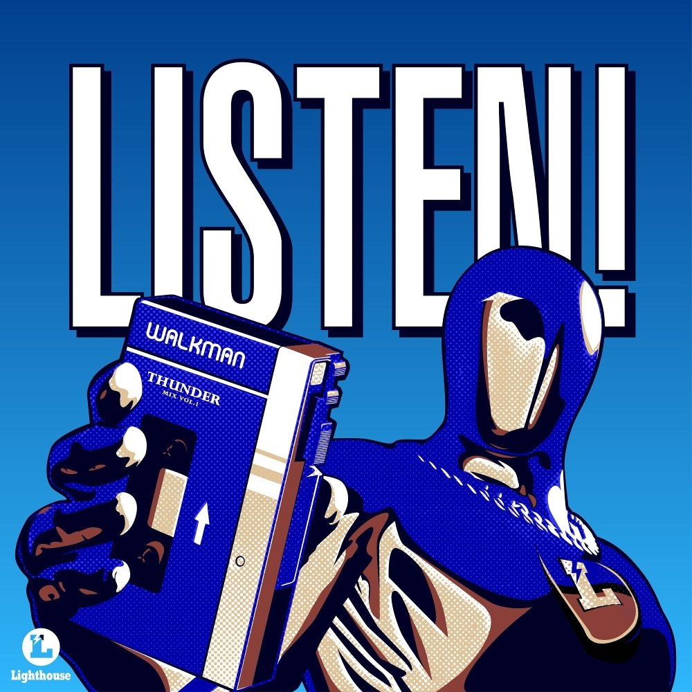 Thunder – Walkman : Thunder Mix Vol.1 – Single