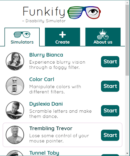 Get the Funkify Out: A Neat Accessibility Tool/Disability Simulator