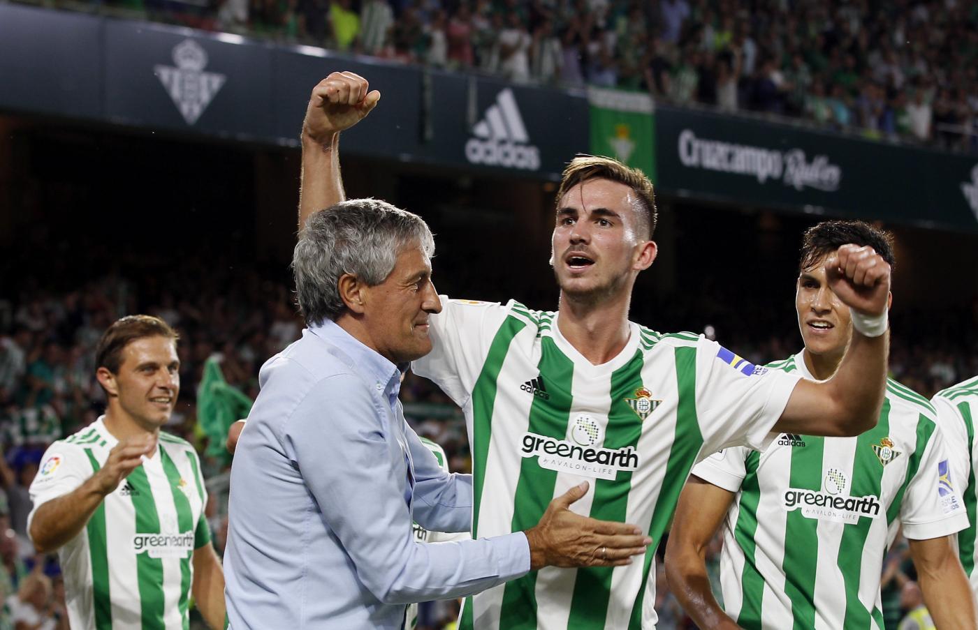 Real Betis 4 - 0 Levante: Betis batter Levante to reach fift