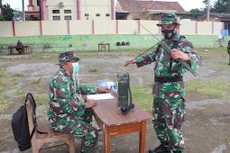 Lihat !!! Ujian Keterampilan Bagi TNI di Klaten