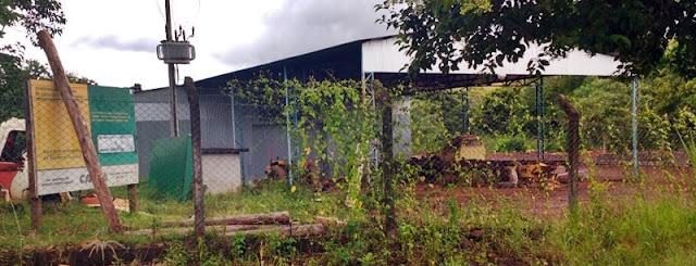 Polêmica em Iretama... Fábrica de maravalha fechada