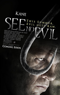 See No Evil (2006) movie poster | Glenn Jacobs (Kane)