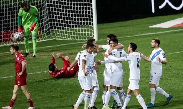 Ακούστε πώς μετέδωσε τα γκολ του Ελλάδα-Γεωργία το Sportsnewsgreece