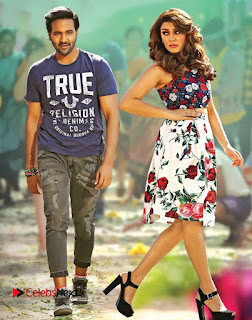 Vishnu Manchu Hansika Motwani Starring Luckunnodu Telugu Movie New Pos  0001.jpg