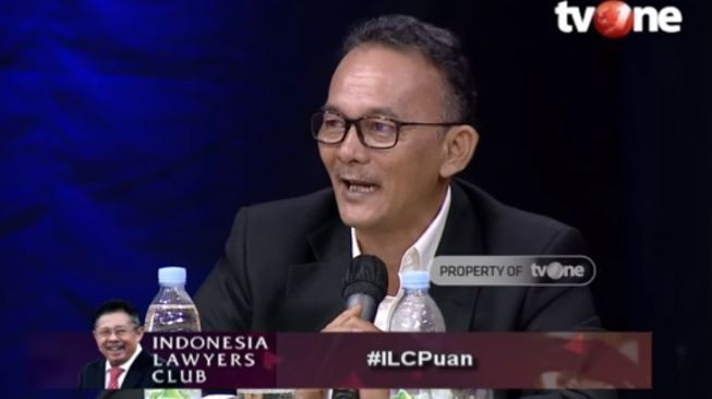 Hasril Chaniago Heran, Kenapa Arteria Dahlan Malah Manggut Saat Disebut Dirinya Keturunan PKI