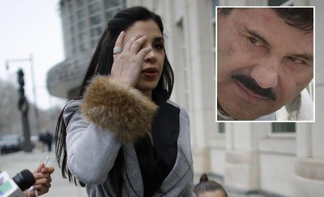 """A mi hermano lo torturó la Marina"", revela Emma Coronel"