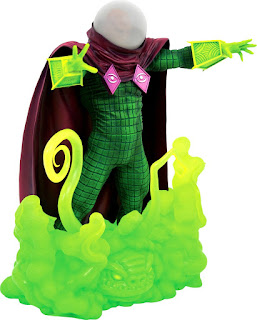 Toy Fair 2020 Diamond Select Marvel Gallery Mysterio 9-Inch PVC Statue