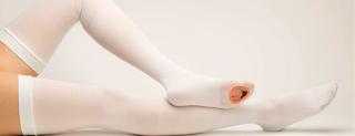 Anti-embolism stockings - Texpedia