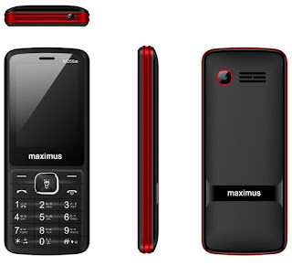 Maximus Feature Phone M266m (Eid Offer)