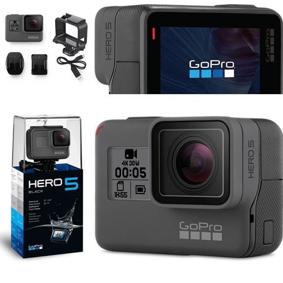 Spesifikasi Dan Harga GoPro Hero 5 Black Malaysia
