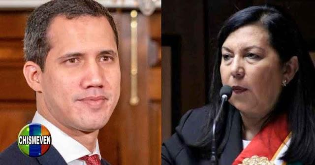 SERÁ CON IPHONES | Carmen Meléndez acusó a Guaidó de dotar de armas y dinero a la banda de El Koki