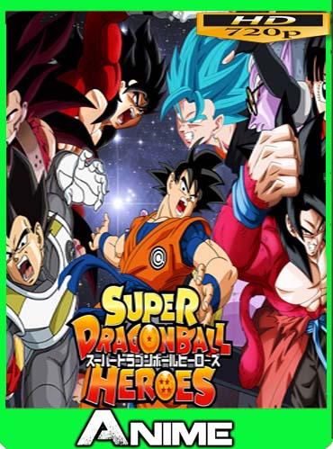 Dragon Ball Heroes (23/??) HD [720p] Subtitulada [GoogleDrive]
