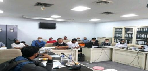 Komisi I DPRD Lampung Gelar Fit and Proper Test