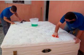 para limpiar el colchón y dejarlo como nuevo